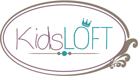 Kids LOFT logo oval